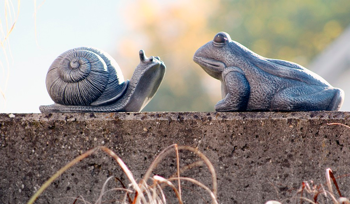 figurki zwierząt do ogrodu