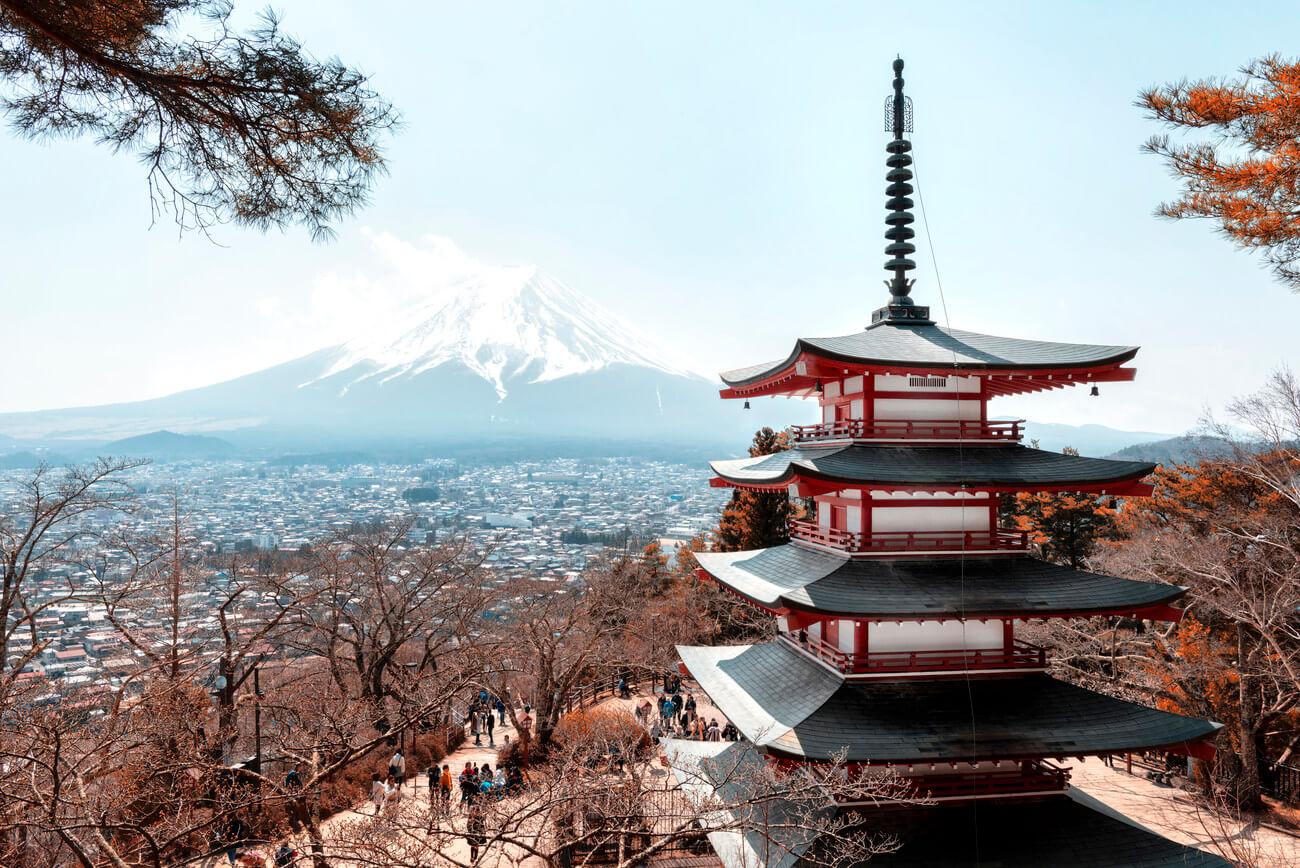 Pagoda - ogrodowa, chińska, japońska - co to jest i skąd pochodzi