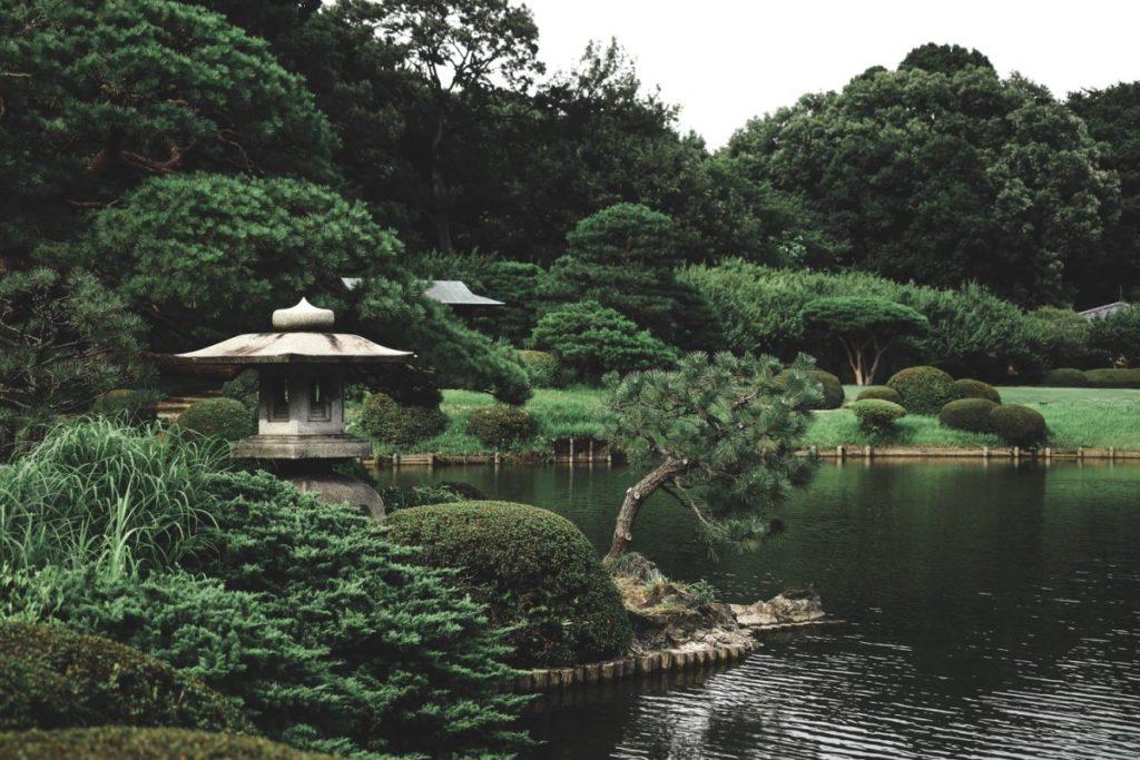pagoda ogrodowa